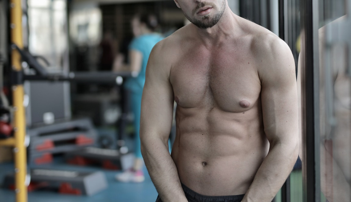 Some Effective Exercises To Get Rid Of Man Boobs