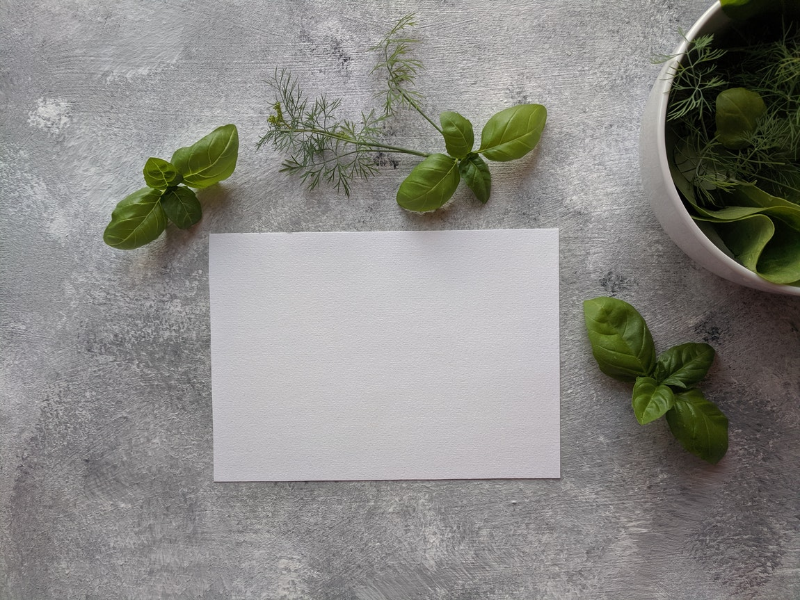 Fresh Herb Garden Kits – First Things First